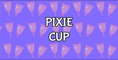 Copa Menstrual Pixie Cup
